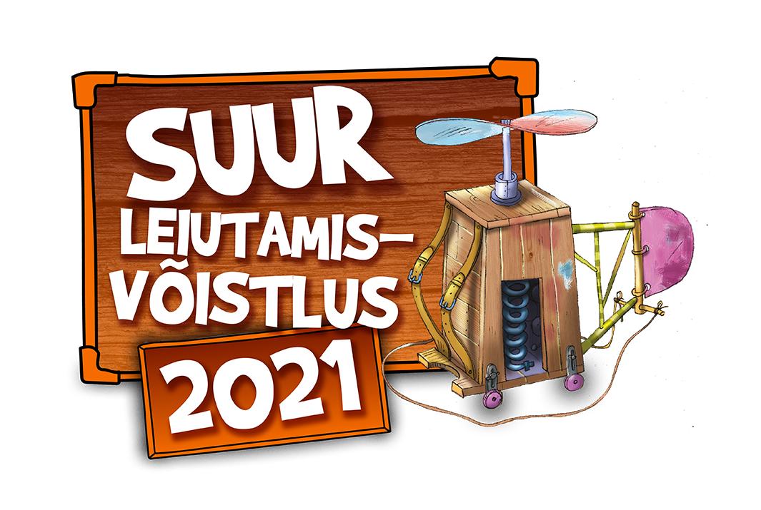 Suur Leiutamisvõistlus 2021 logo