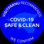Safe & Clean märgis